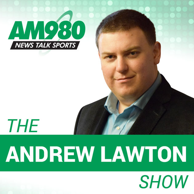 Forest City Cookbook - Andrew Lawton Show - AM980