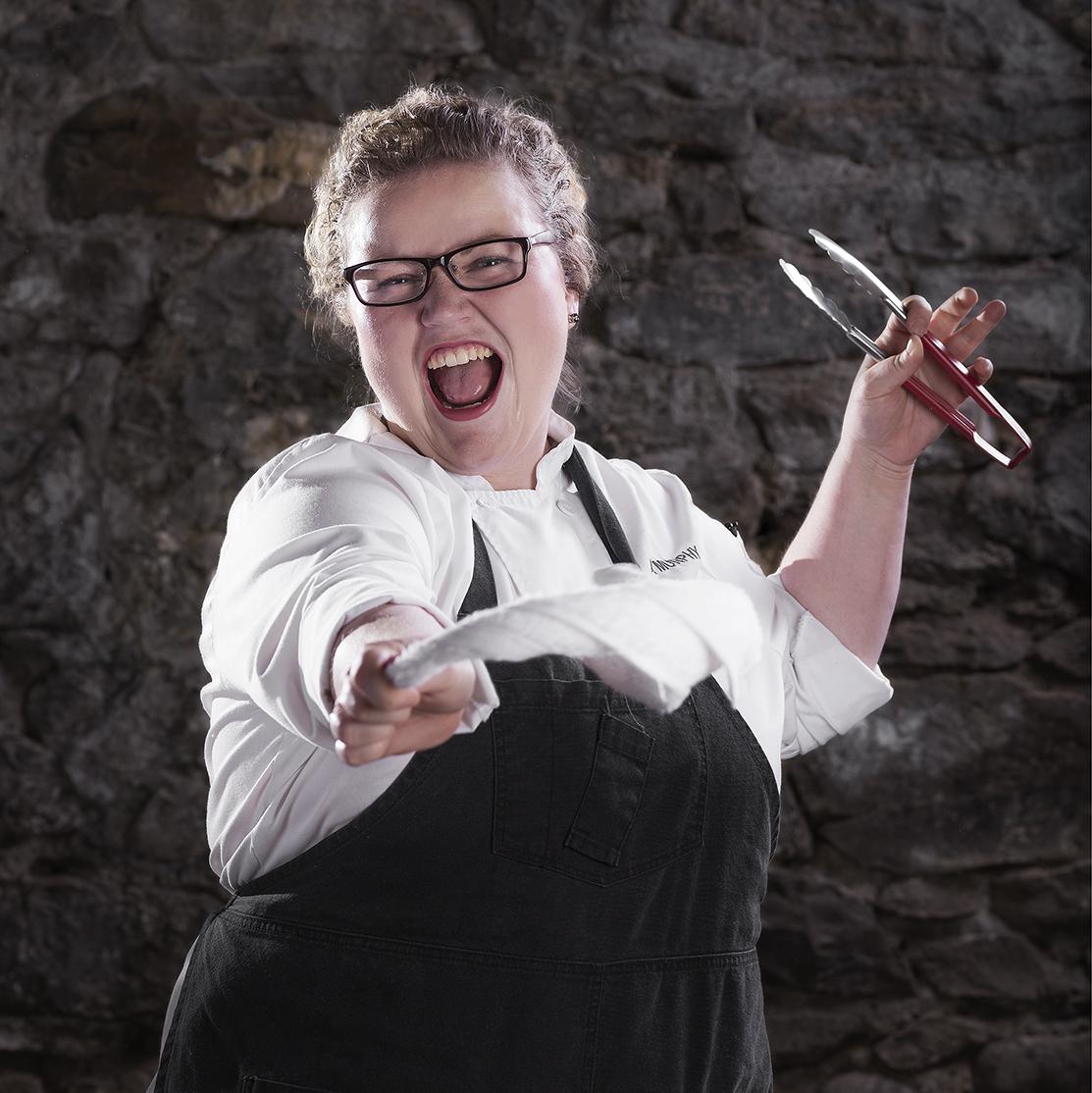Forest City Cookbook - chef Minds - Angela Murphy