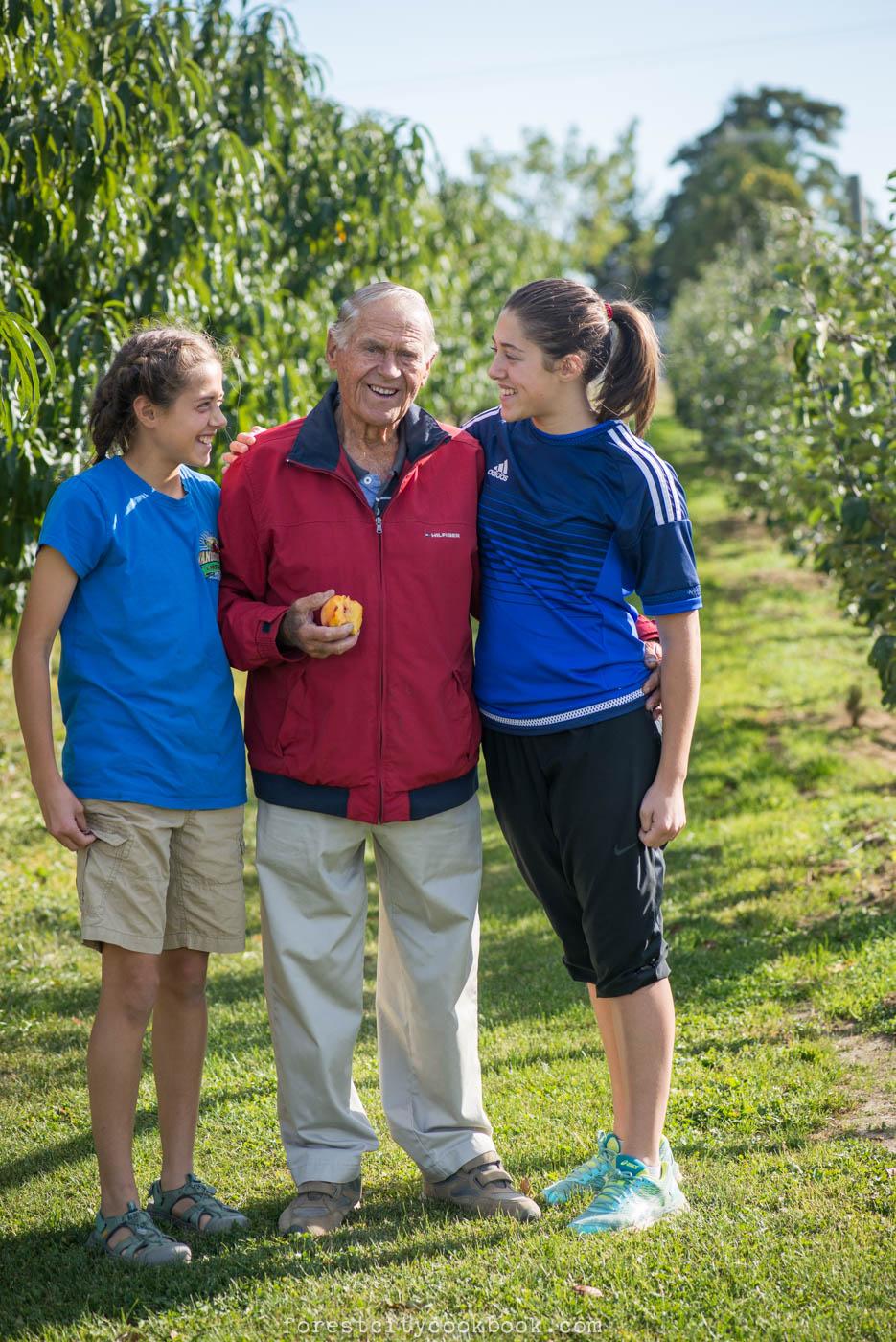Forest City Cookbook - Vanderborre Fruit Farm
