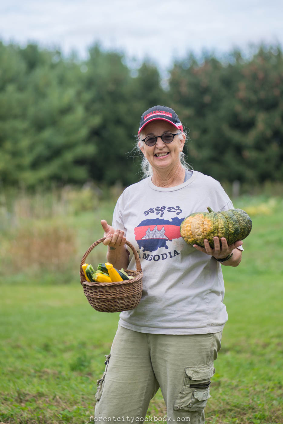 Forest City Cookbook - Kawthoolei Farms