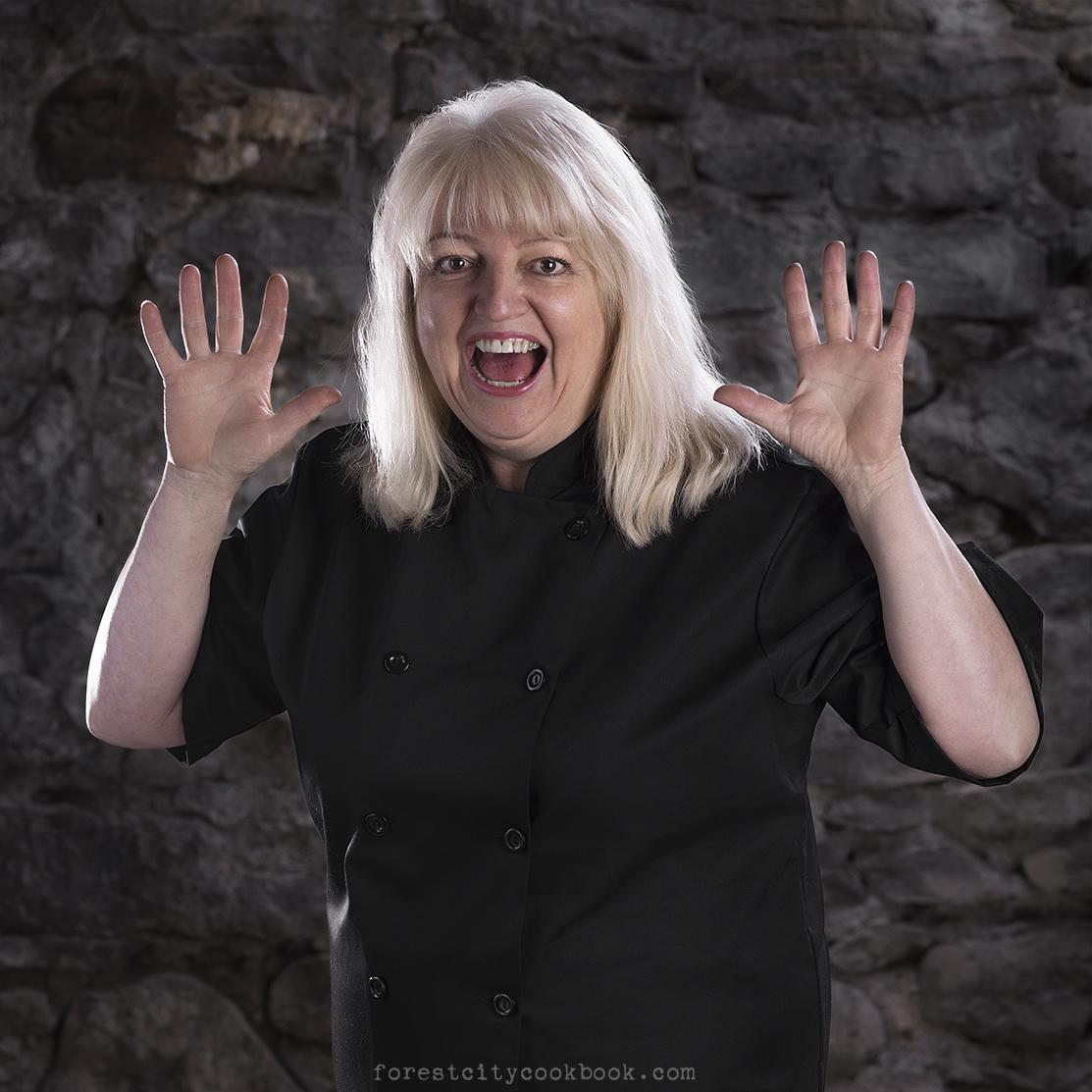 Chef minds - Barbara Czyz - Unique Food Attitudes - London Ontario