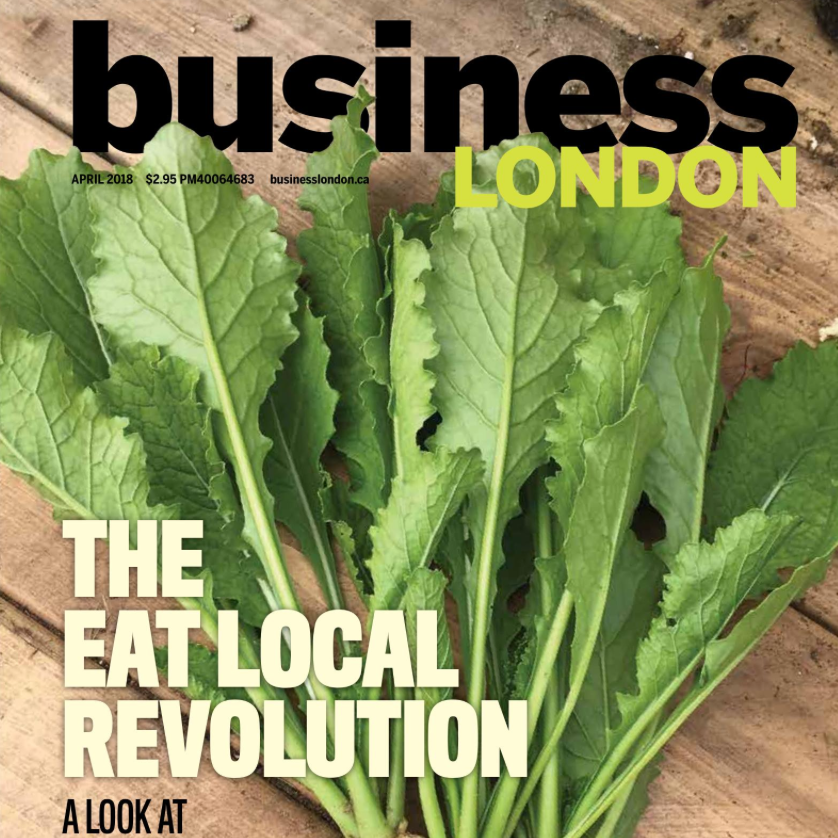 Business London - Forest City Cookbook