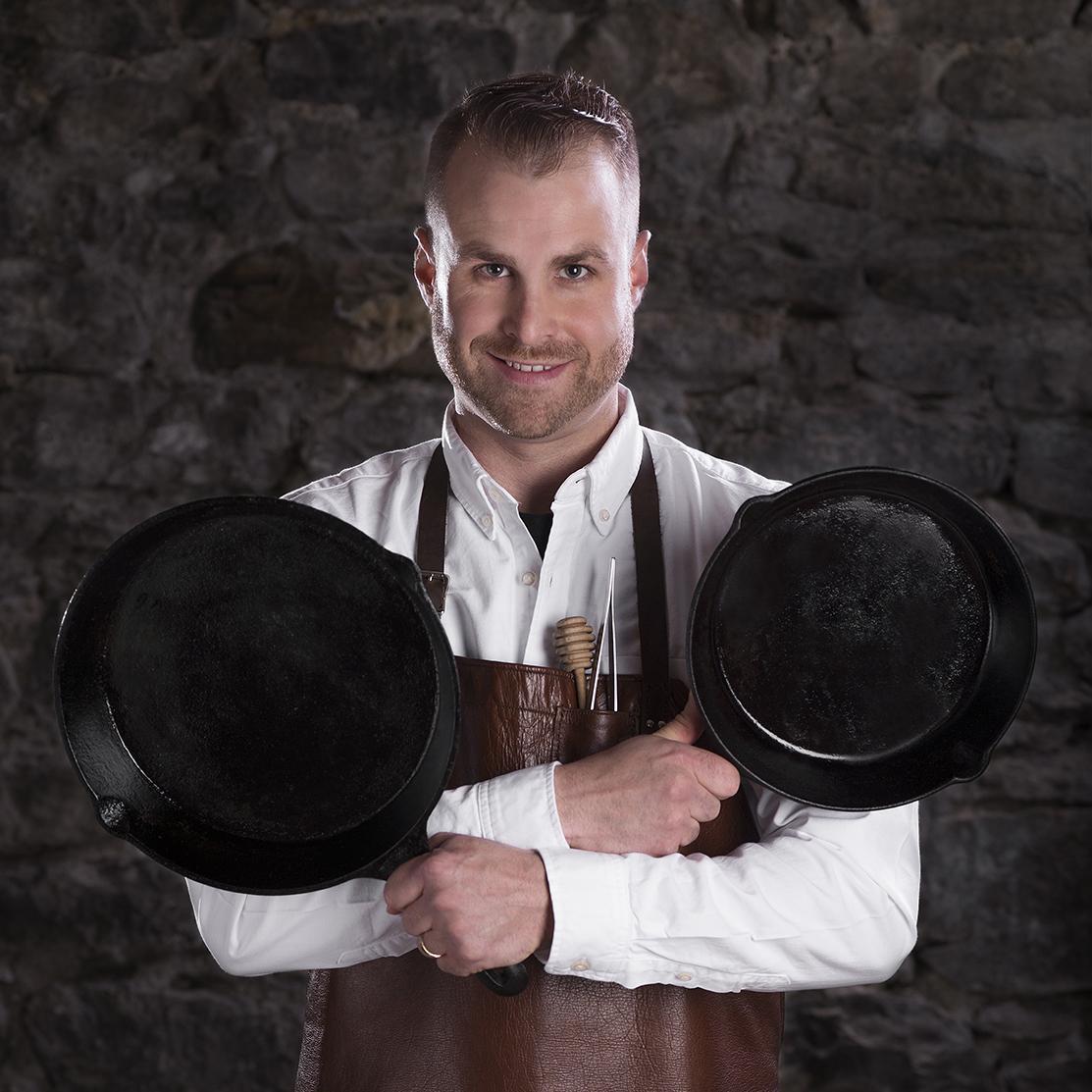 Forest City Cookbook - Chef Chad Stewart - Field to Truck - London Ontario (Sq).jpg