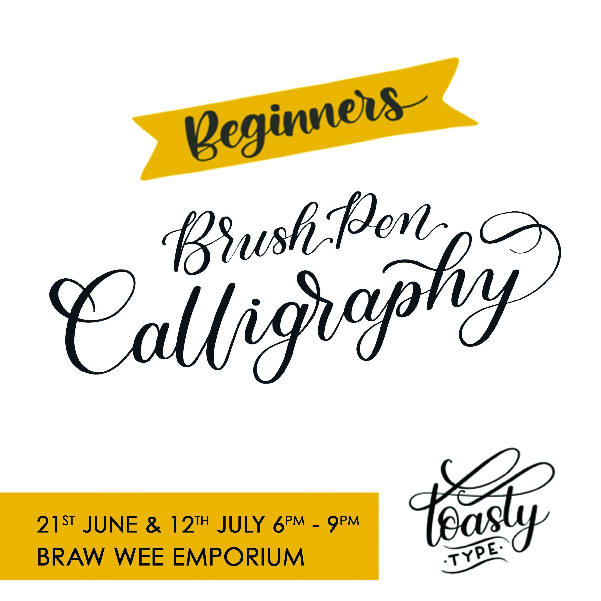 Braw Beginners JUN JULY 19