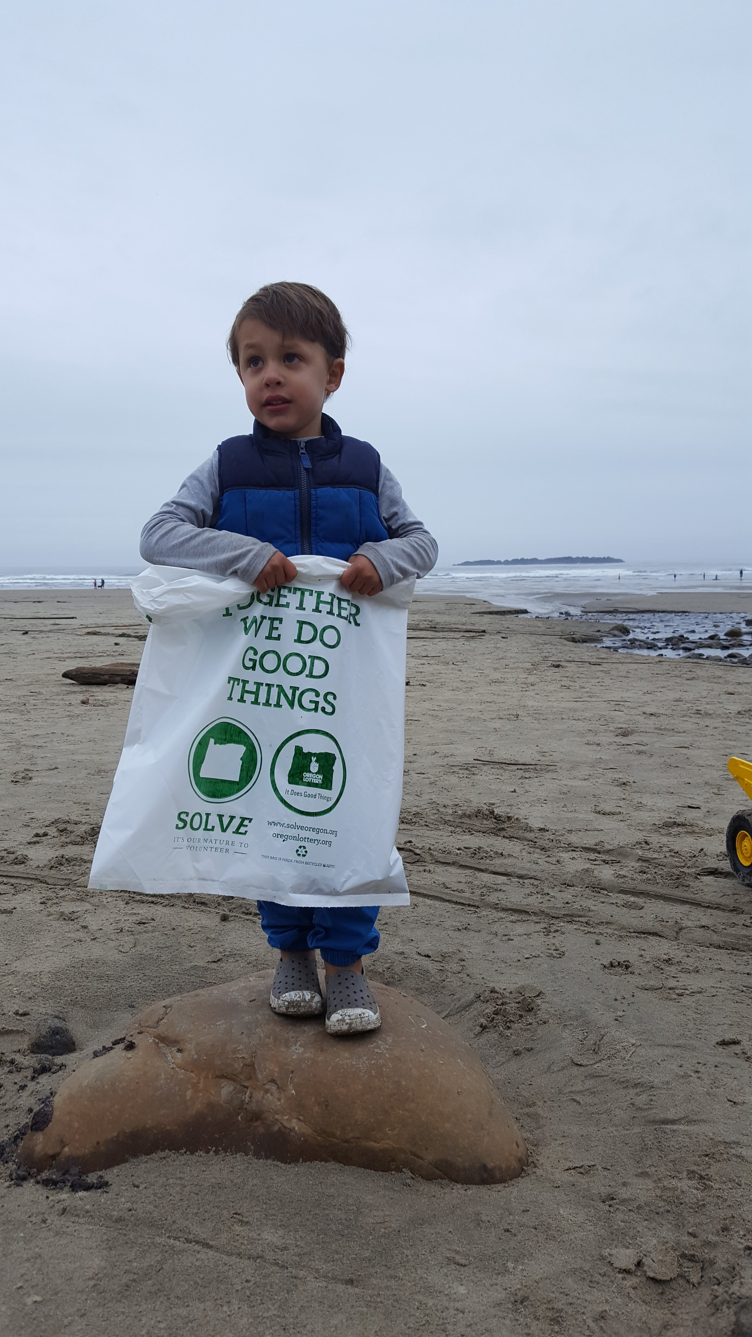 Day 75: Signed Up For Beach Clean-Up