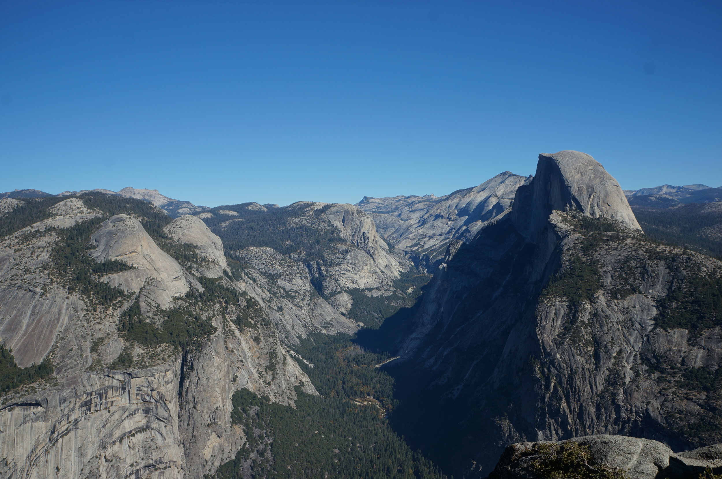 Glacier Point - Yosemite