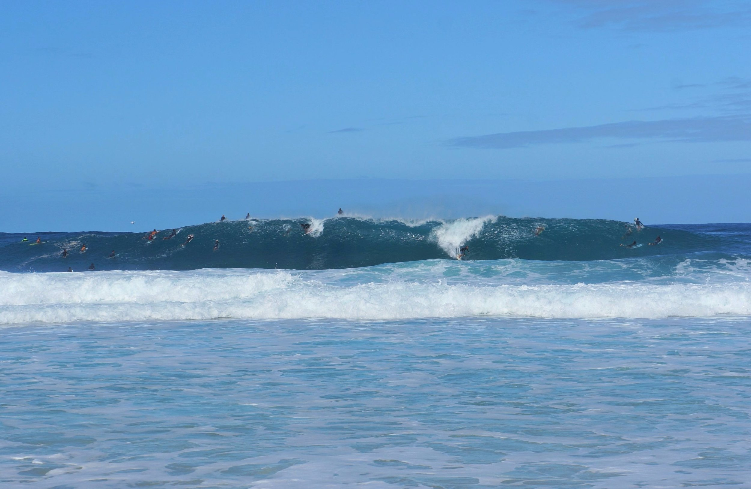 More surfers!