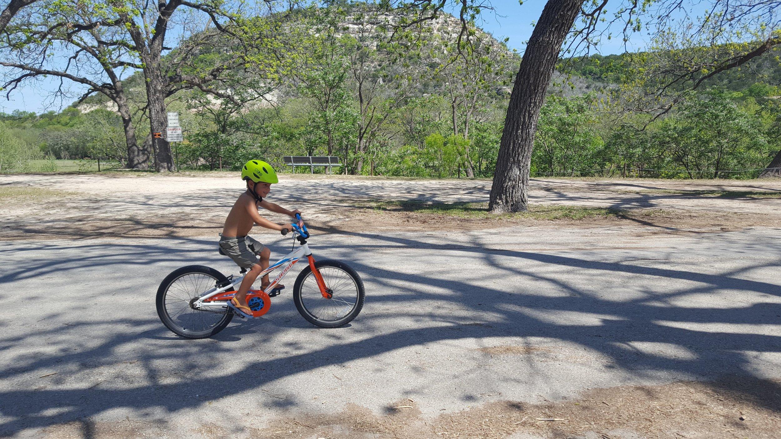 New Bike alert!! Thank you, Goodwill of Austin!