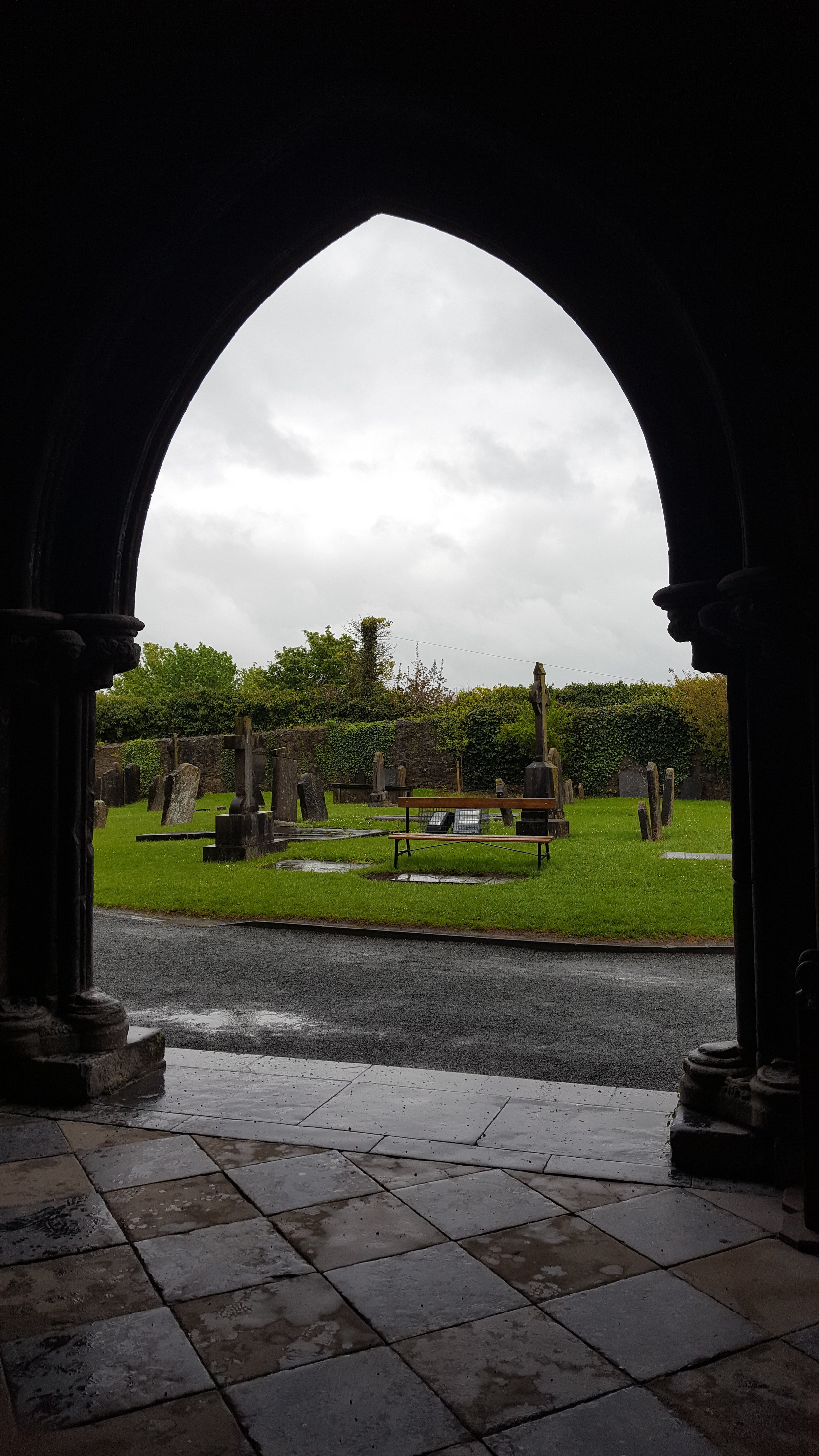 St, Canice's Cathedral, Kilkenny.