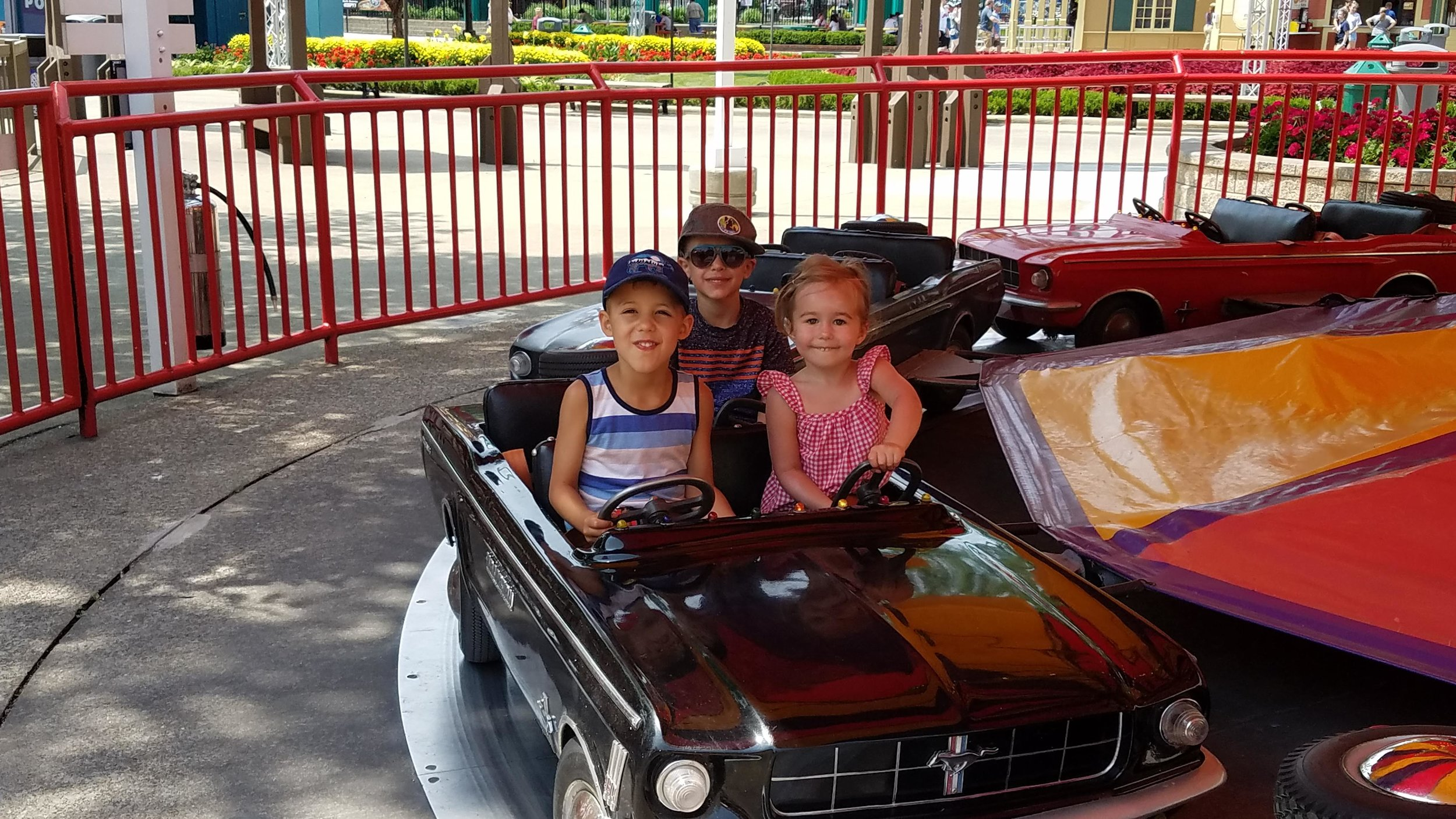 Cedar Point Day!