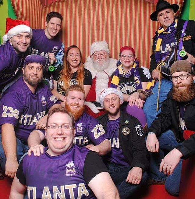 AMRD recently took a field trip to meet Santa so that we could wish you and yours a very happy holiday season!