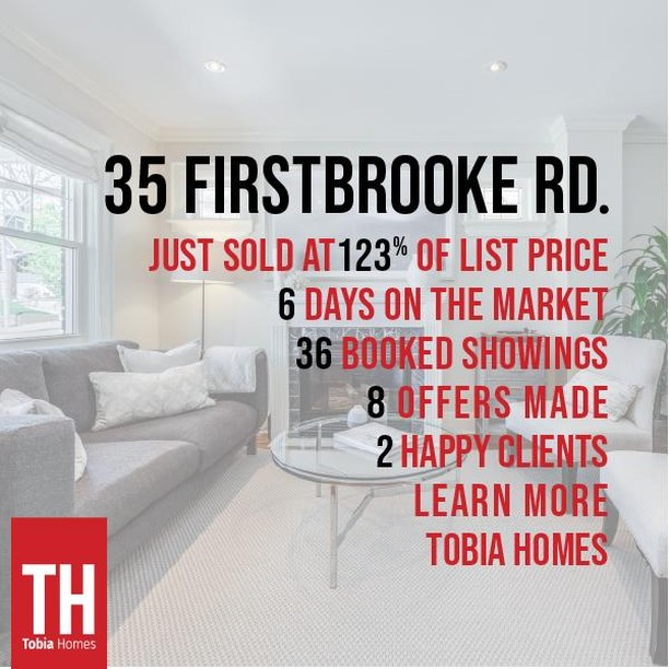 Congratulations to our clients who just sold their amazing semi. As the spring real estate market pushes along there are great opportunities for both buyers and sellers. Contact us anytime for a free evaluation of your home and or to get a copy of our real estate guide.