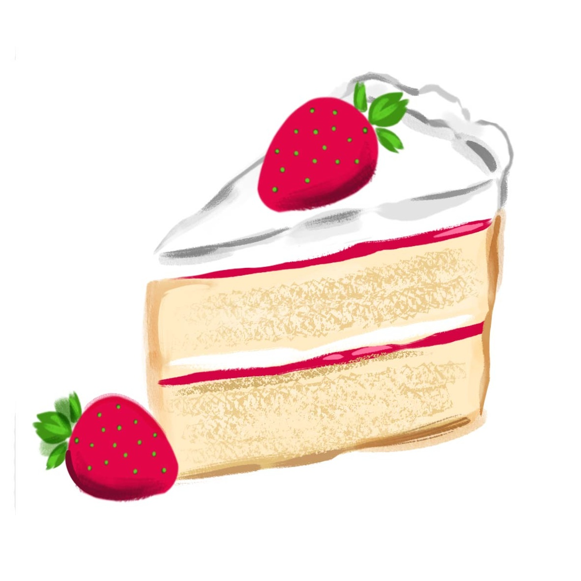 Dessert Illustration