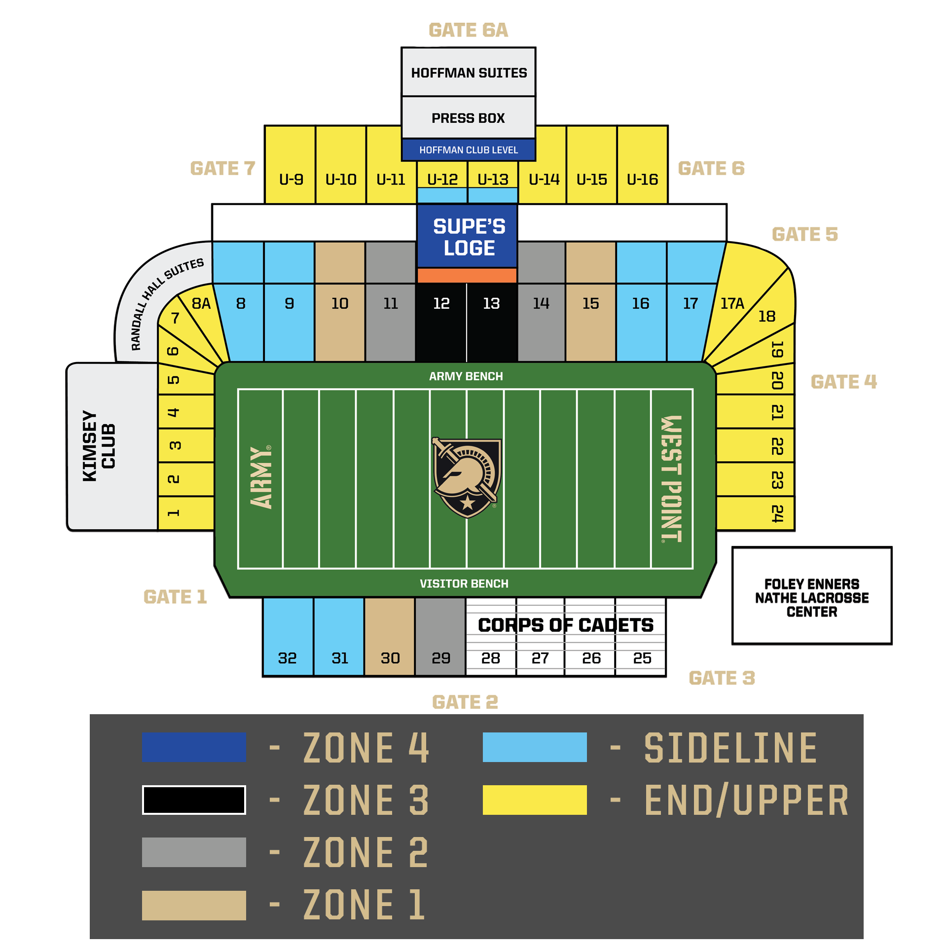 Ticket Information — Army Gameday
