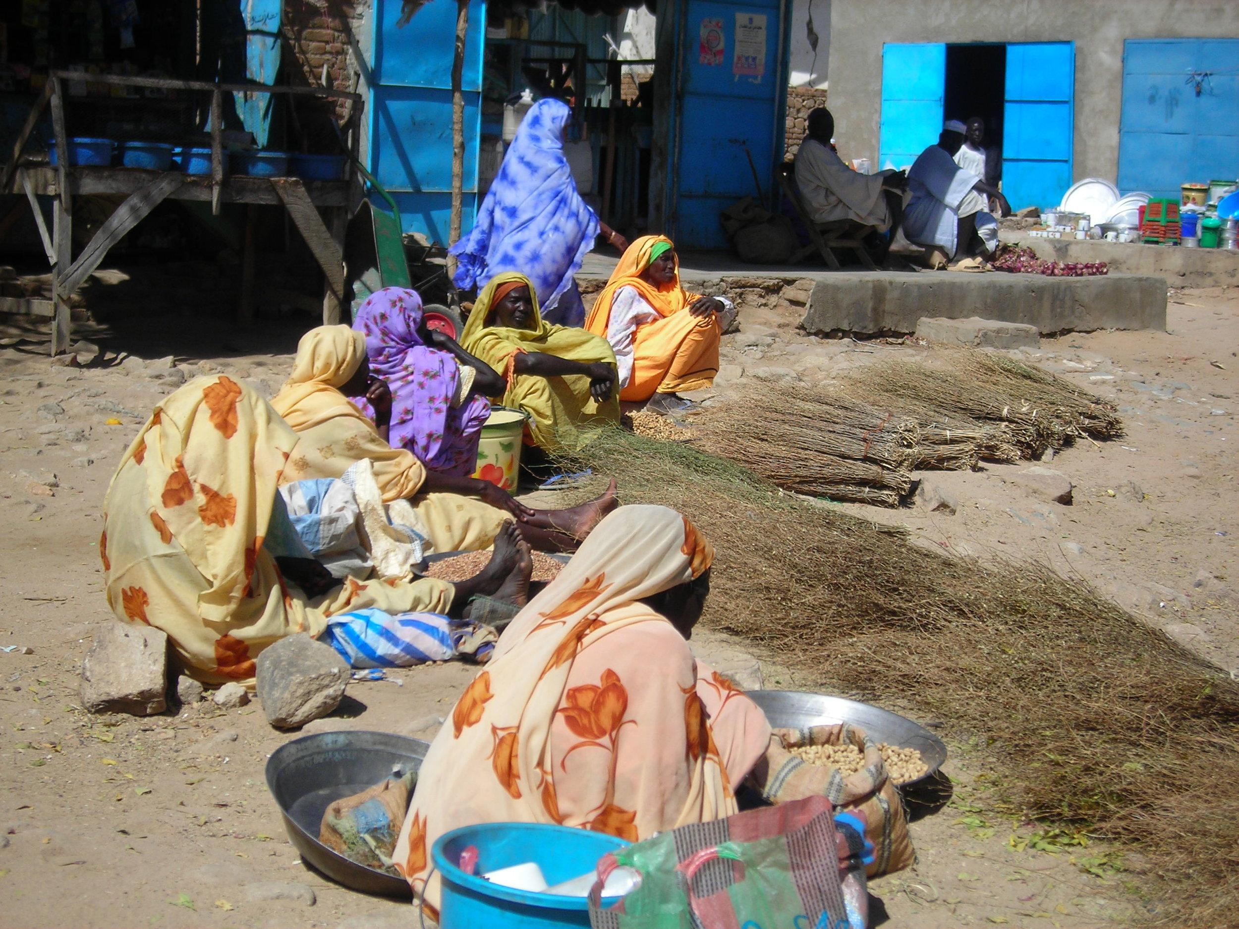 Community Development in Post Conflict States, Sudan