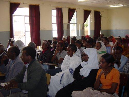HIV/AIDS Prevention, Eritrea