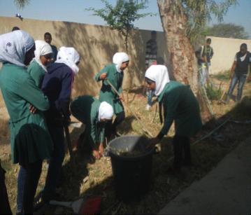 Improving School Cleanliness, Neighborhood Sanitation, & Family Planning, Jordan