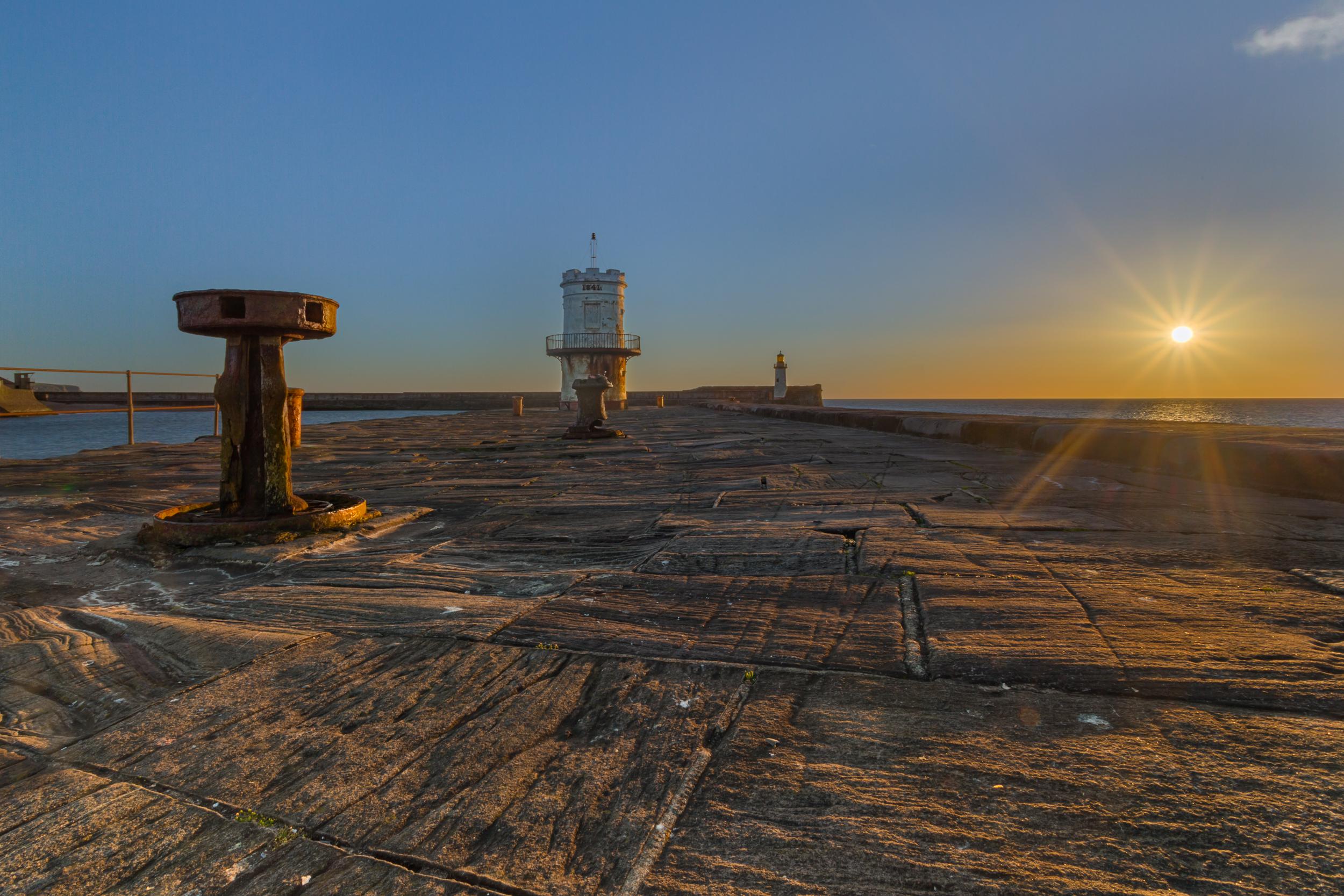 Whitehaven North Pier