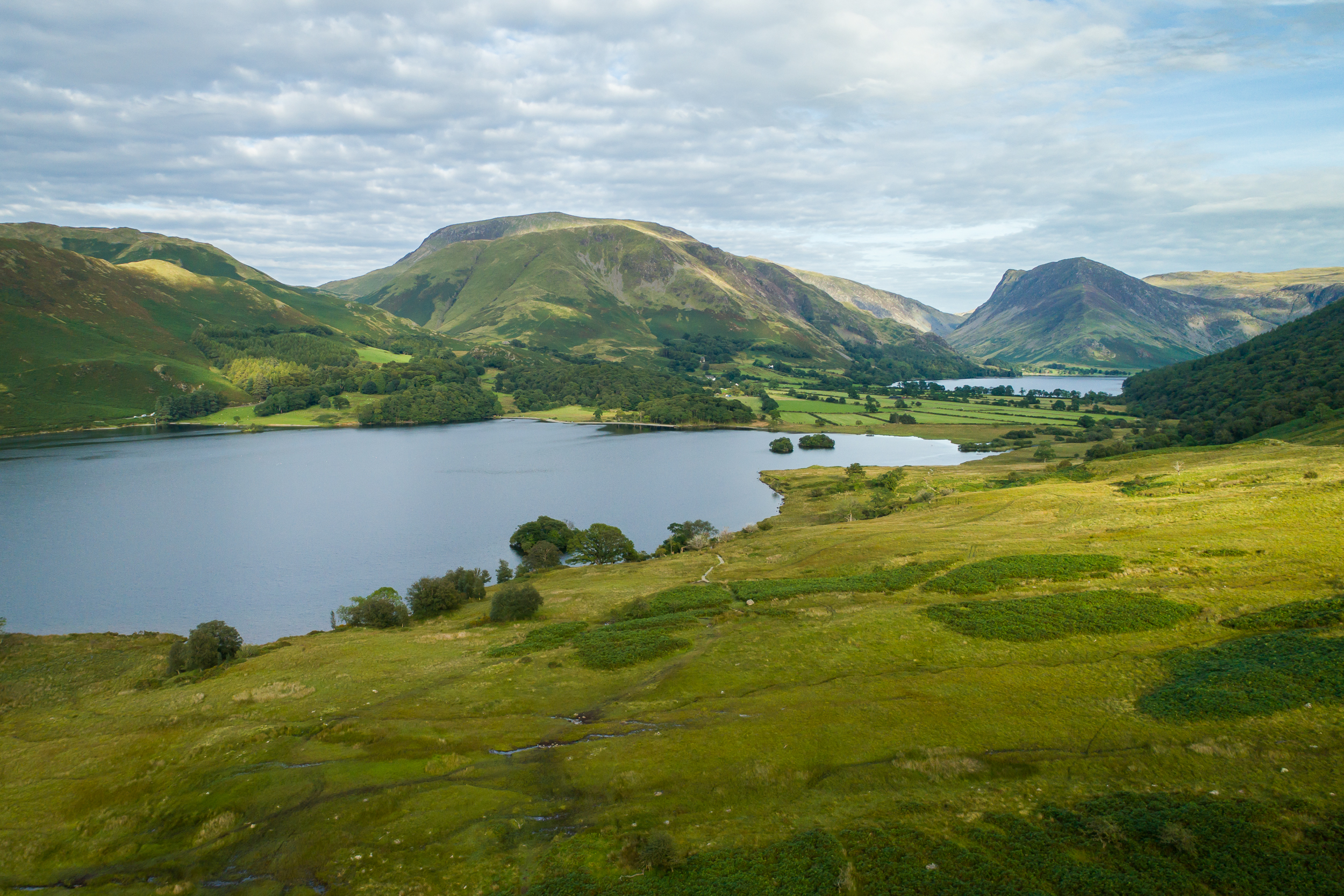 Crummock Water Views