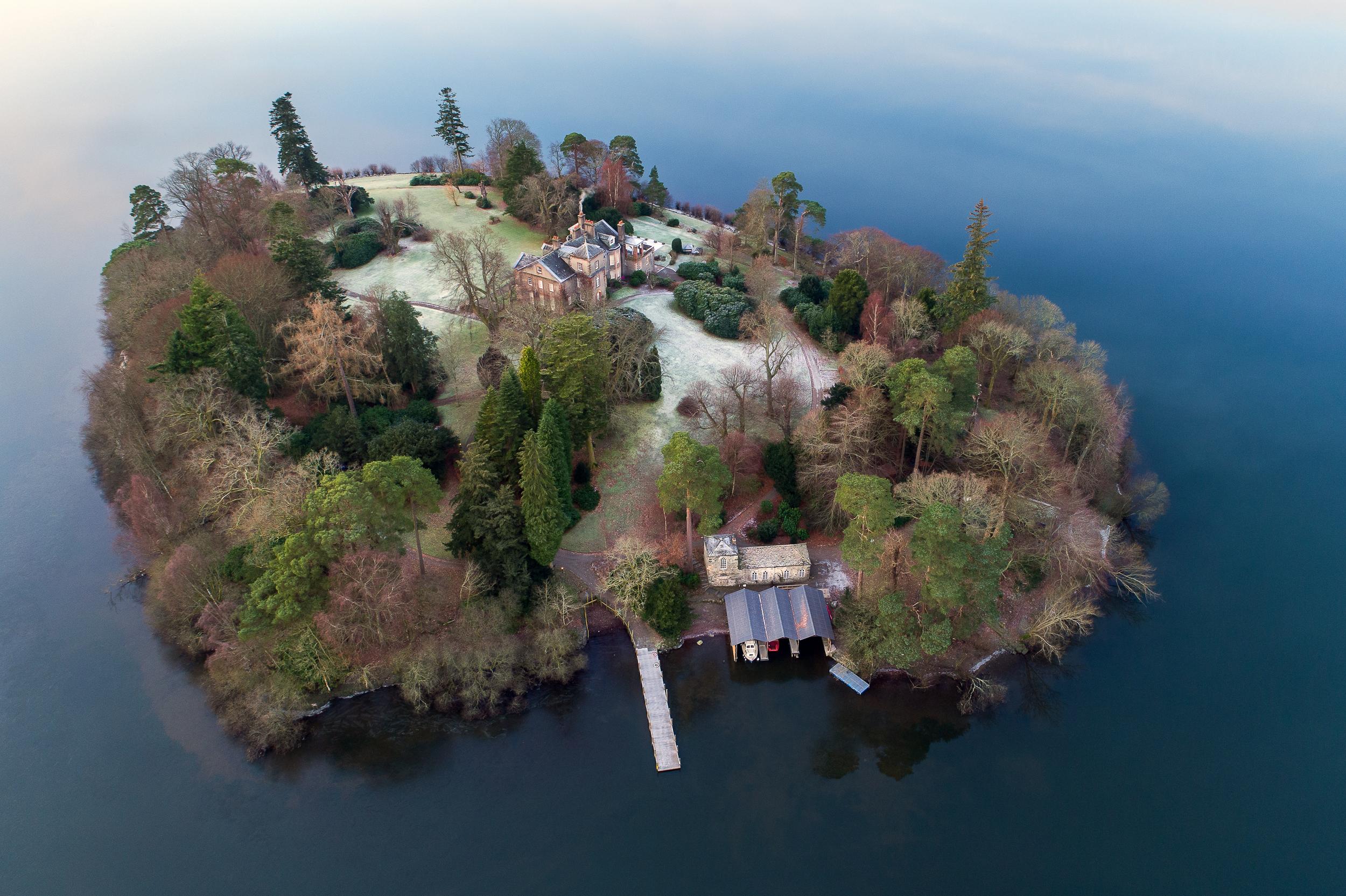 Derwent Island 1