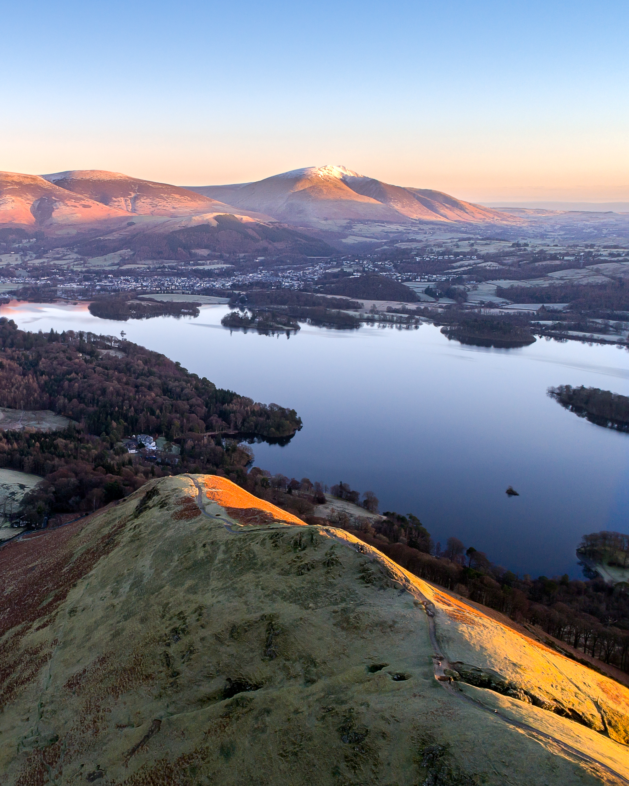 Derwentwater Dreams