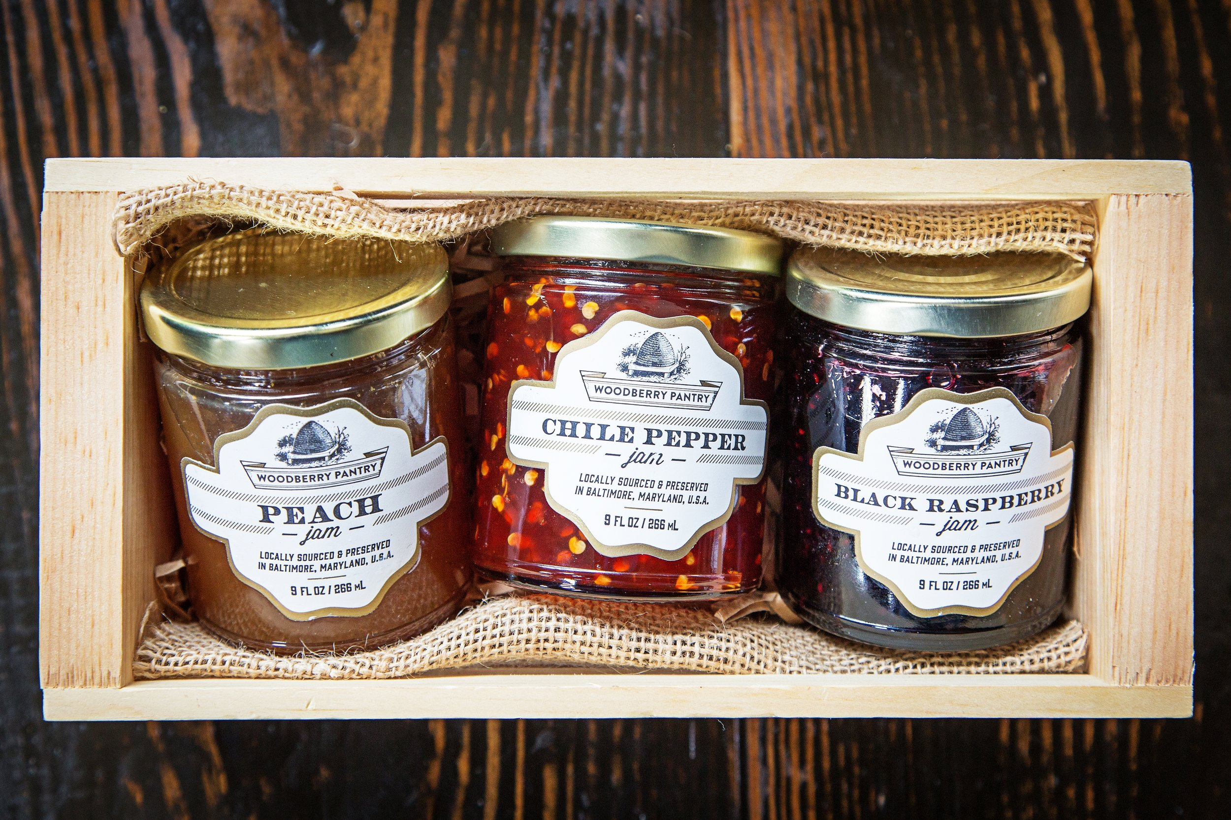 To Purchase Pantry Items & Gift Cards Click On The Jams Above