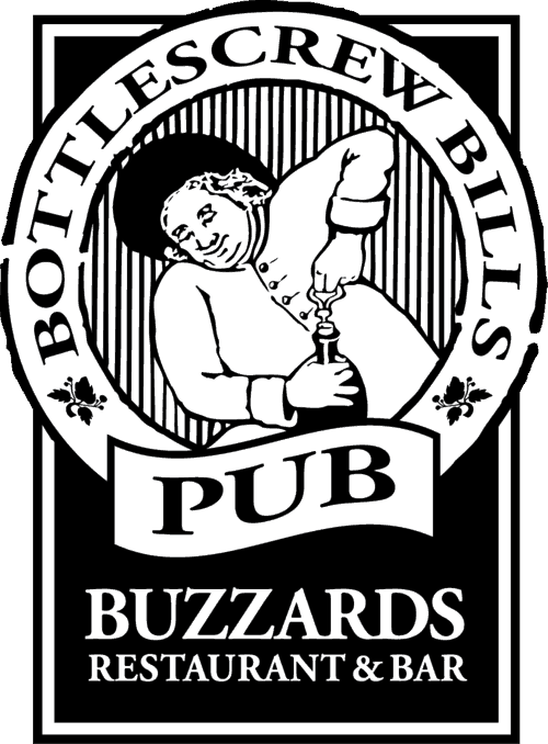 Bottlescrew Bills Pub   __________  Visit the  brand new  Bottlescrew patio for their delicious  Halibut Fish & Chips !  Milk-battered with fries, kale slaw & ancho chipotle sauce, only $21.95 in support of the  Calgary Humane Society ! PLUS get a  FREE Alberta Beer Passport  with your purchase!  Also, be sure to stop-in for one of the BEST  Happy Hours  in Calgary! Your choice of 15 Alberta beers (12oz draft), Mon–Fri, 3pm–6pm. The earlier you get there, the better:  - $3 from 3-4pm  - $4 from 4-5pm  - $5 from 5-6pm