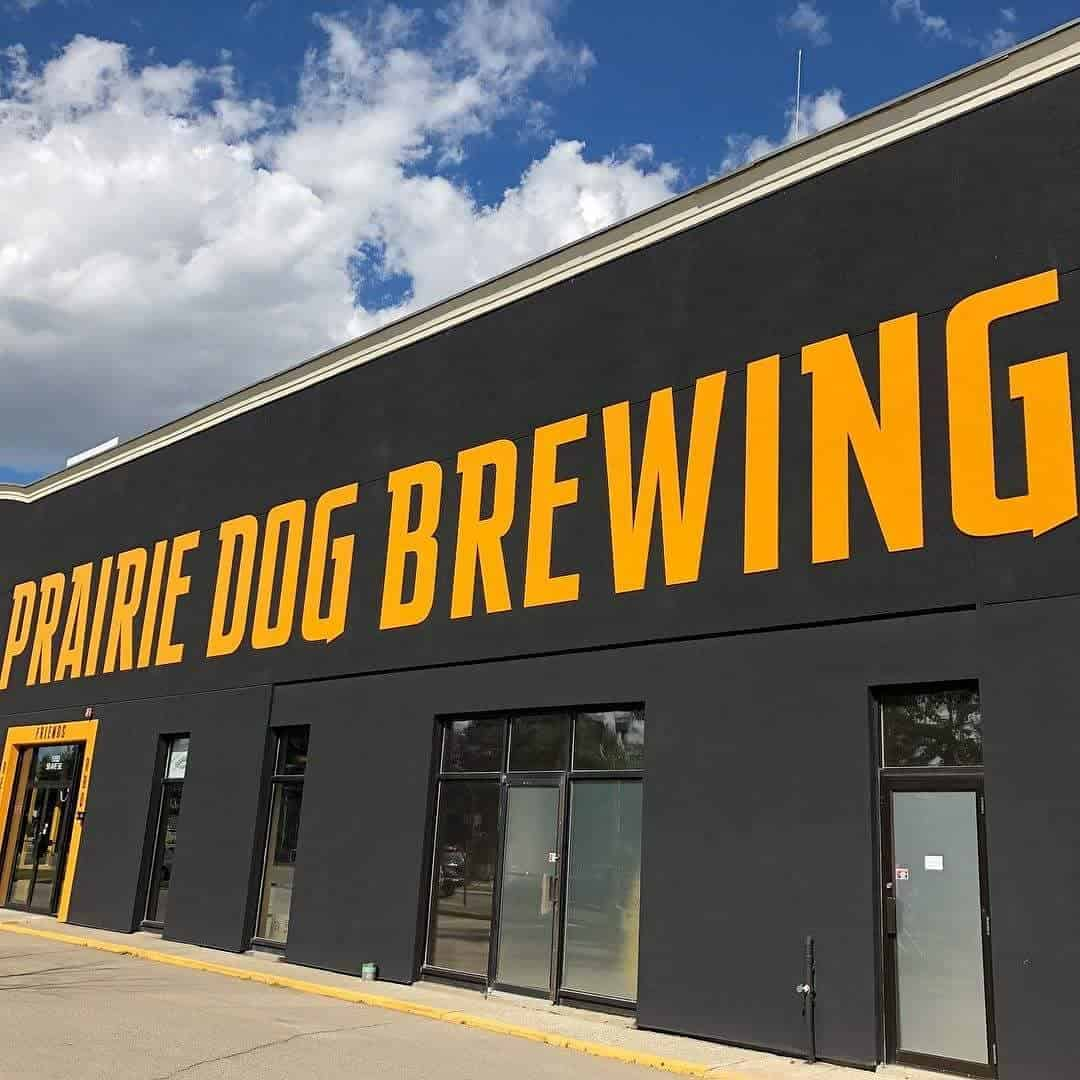 Prairie Dog Brewing. Calgary, Alberta