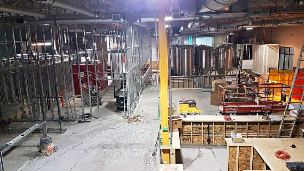 Under construction: Prairie Dog Brewing