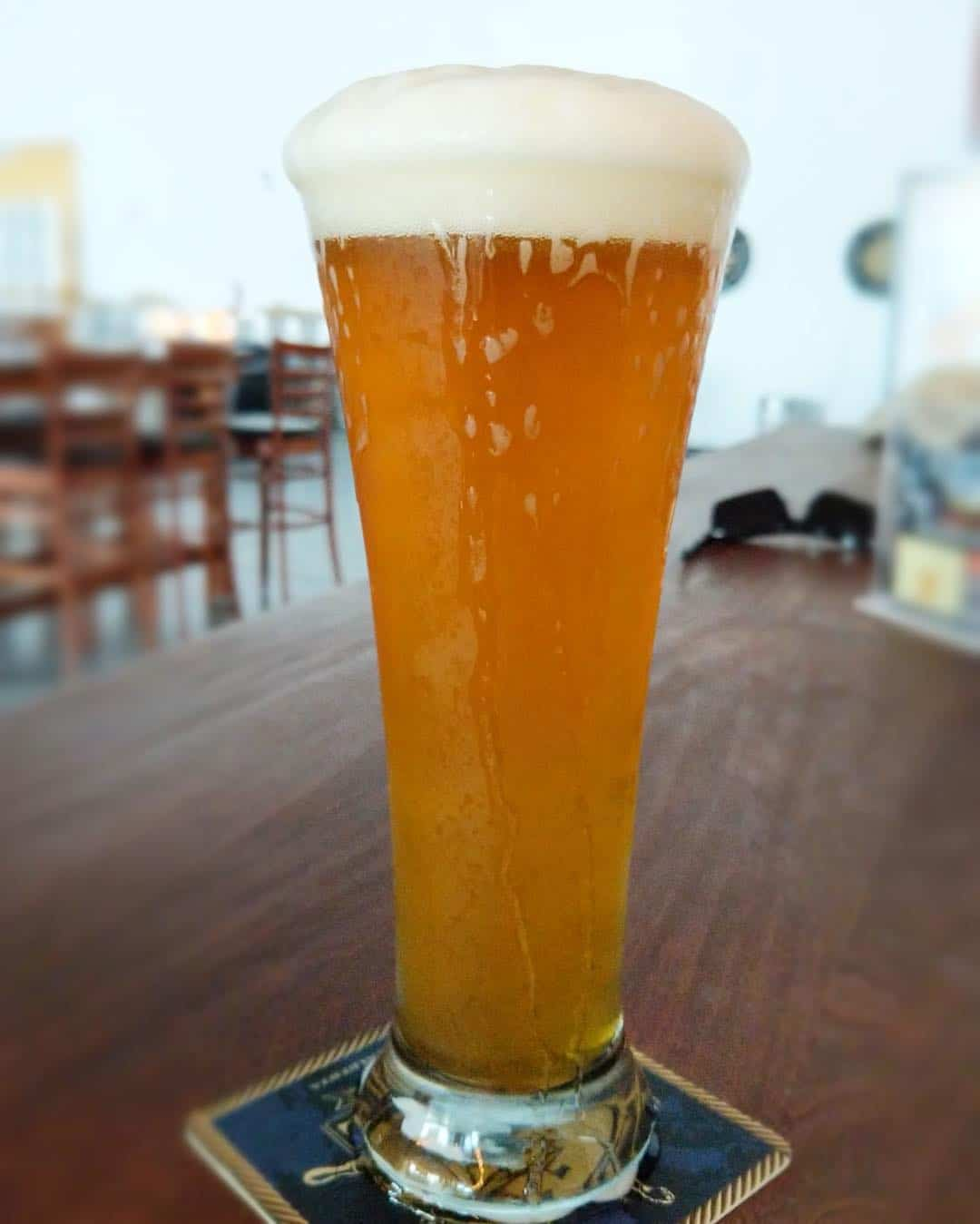 Caravel Craft Brewery  Cold Brew Coffee Lager