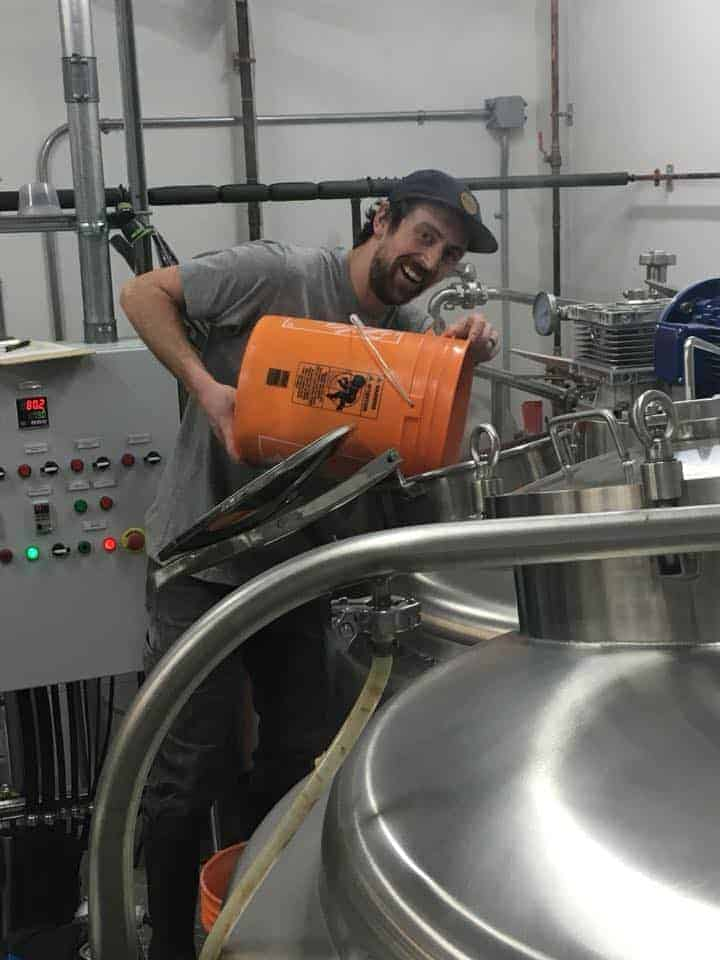 Brew day with Brewmaster Dan!