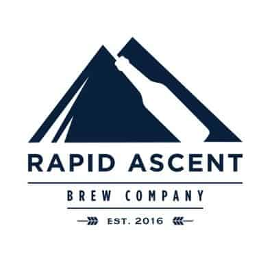 RAPID ASCENT BREWING   __________  Have you tried the Rocky Mountain Lager?  SO GOOD!    Stop by the  Rapid Ascent taproom  Wednesday thru Sunday because  $1 from every pint sold  throughout the week will go to support  Kids Help Phone !