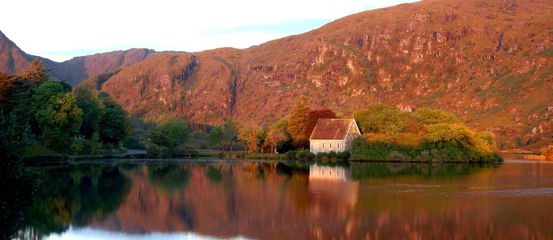 GOUGANE BARRA - WEST CORK