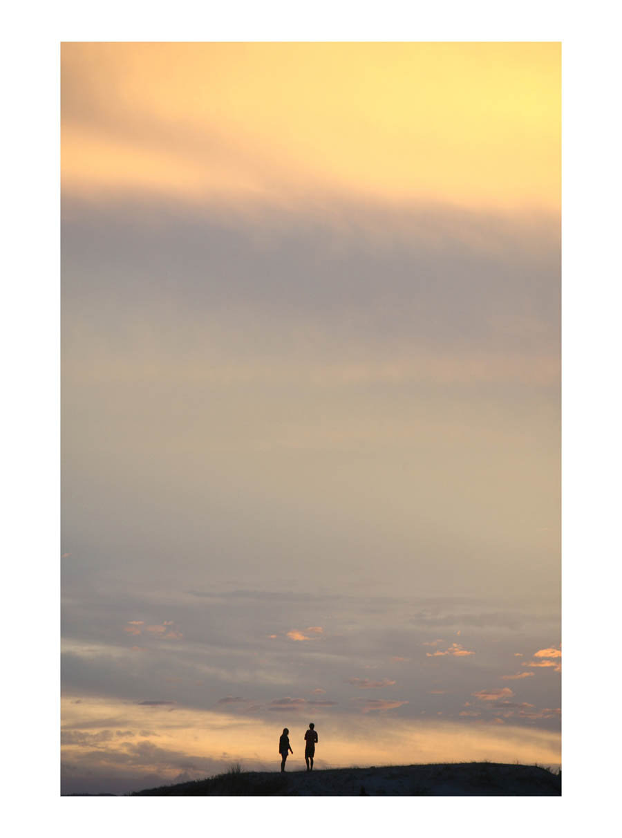 Heavenly  (Punta del Diablo, Uruguay, 2010) by Johnny Green (53 x 43cm)  Price: £300   Size:20.9 H x 16.9 W x 1.2 in   This is the 1st of 12 Limited Edition C-type Lambda prints, encased in a beautiful gloss white ayous wood frame. The matt photograph is signed & dated en verso by the artist and has an elegant off white mount also.