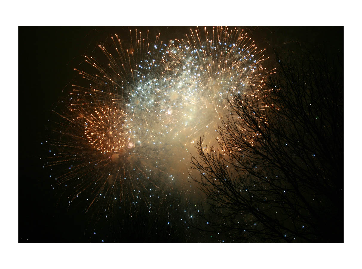 Fire Heart  (Lewes, England, 2011) by Johnny Green (33 x 43cm)  Price: £250   Size:13 H x 16.9 W x 1.2 in   This is the 1st of 12 Limited Edition C-type Lambda prints, encased in a beautiful gloss white ayous wood frame. The matt photograph is signed & dated en verso by the artist and has an elegant off white mount also.