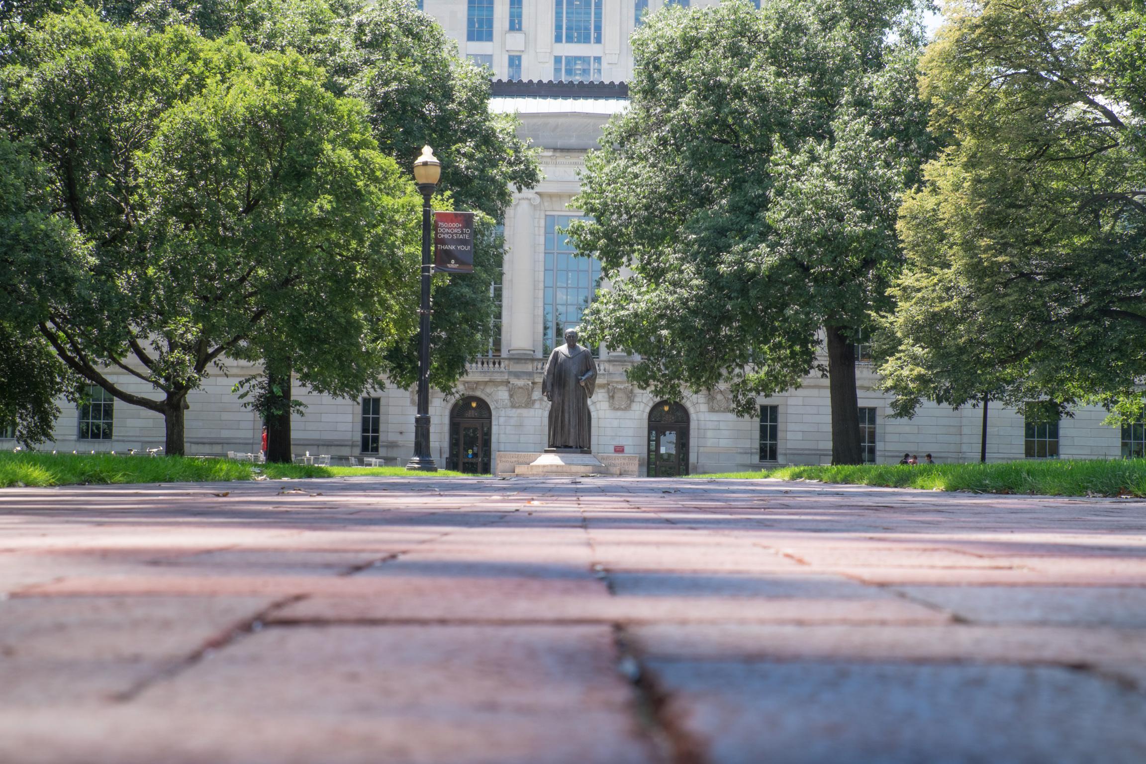 University president -