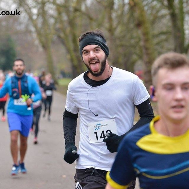 Andrew likes running He is running 13.1miles to raise money for Eden Maybe you'd like to be as cool as Andrew We've got 1 space left in the Big Half 4th March around the beautiful East London  Get in touch!