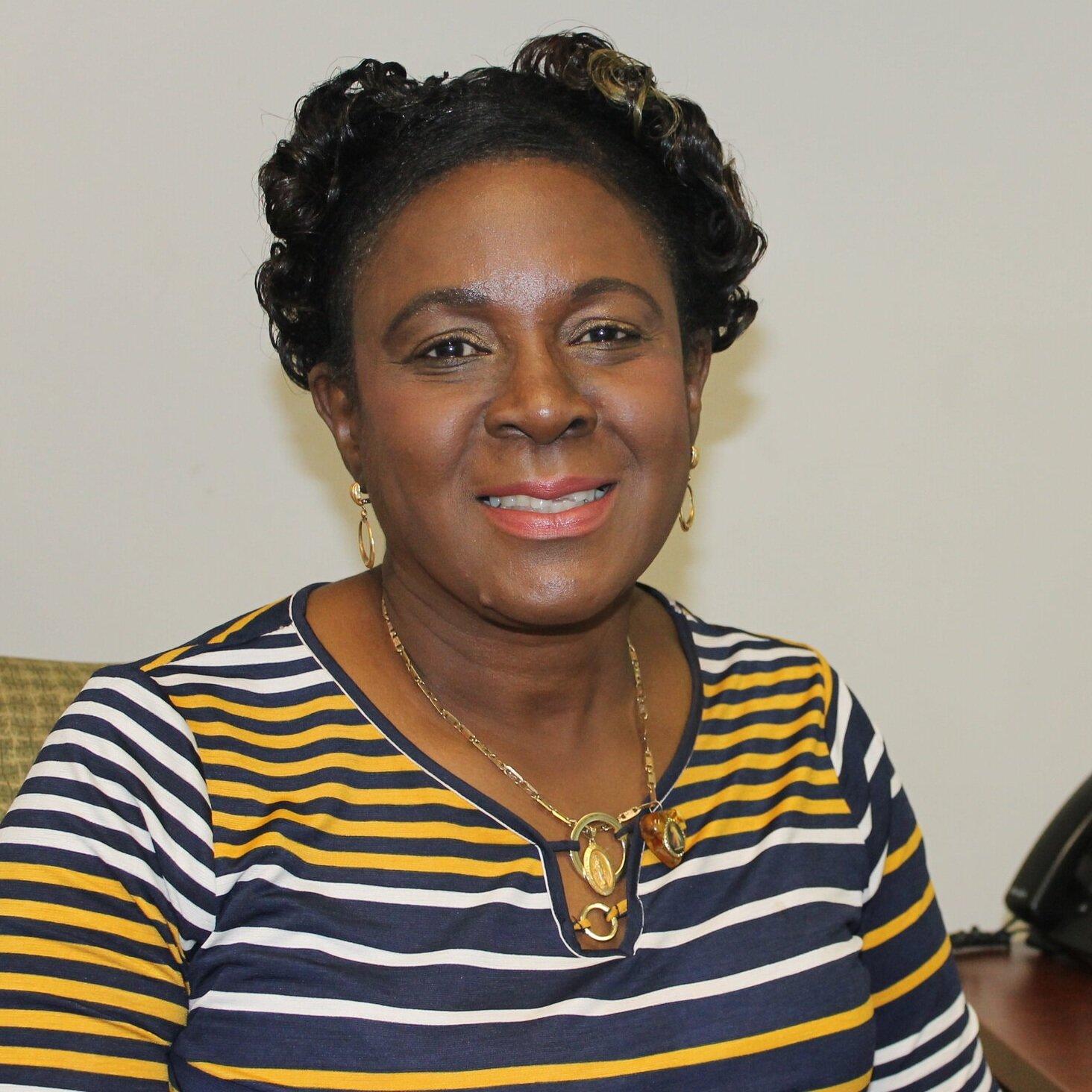 Josette Josue,  Director of Community Services