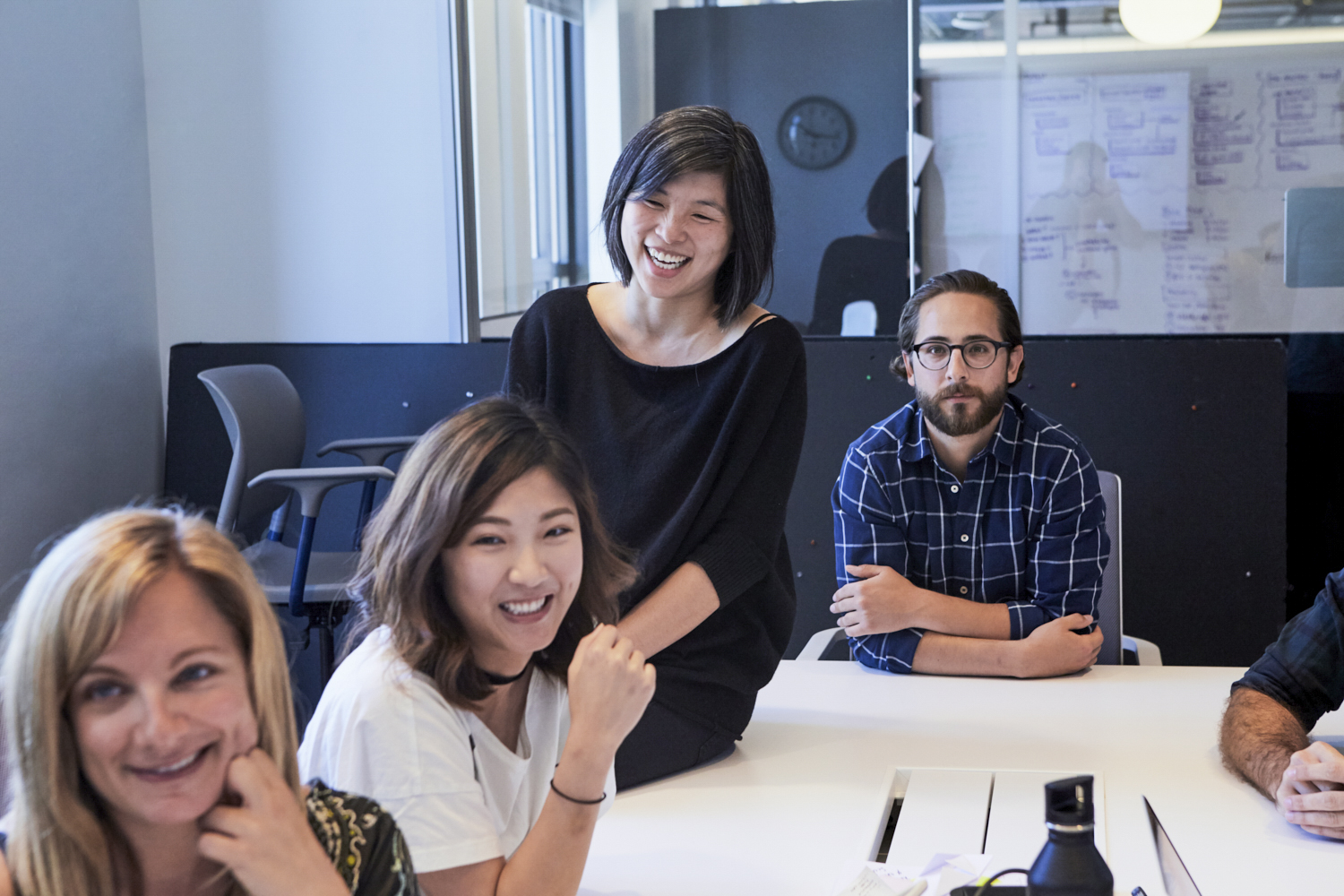 Audrey Liu, Director of Product Design at Thumbtack for Designer Fund.