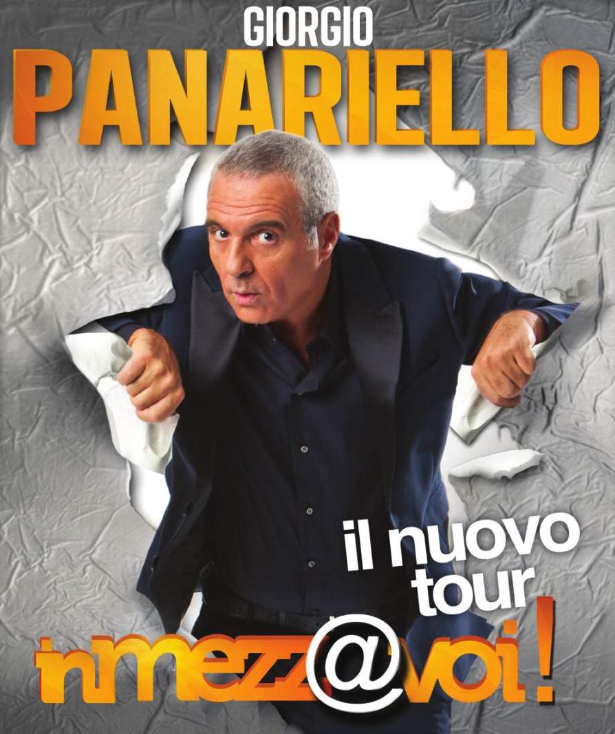 Giorgio Panariello: In Mezz@voi - F&P Group, 2013