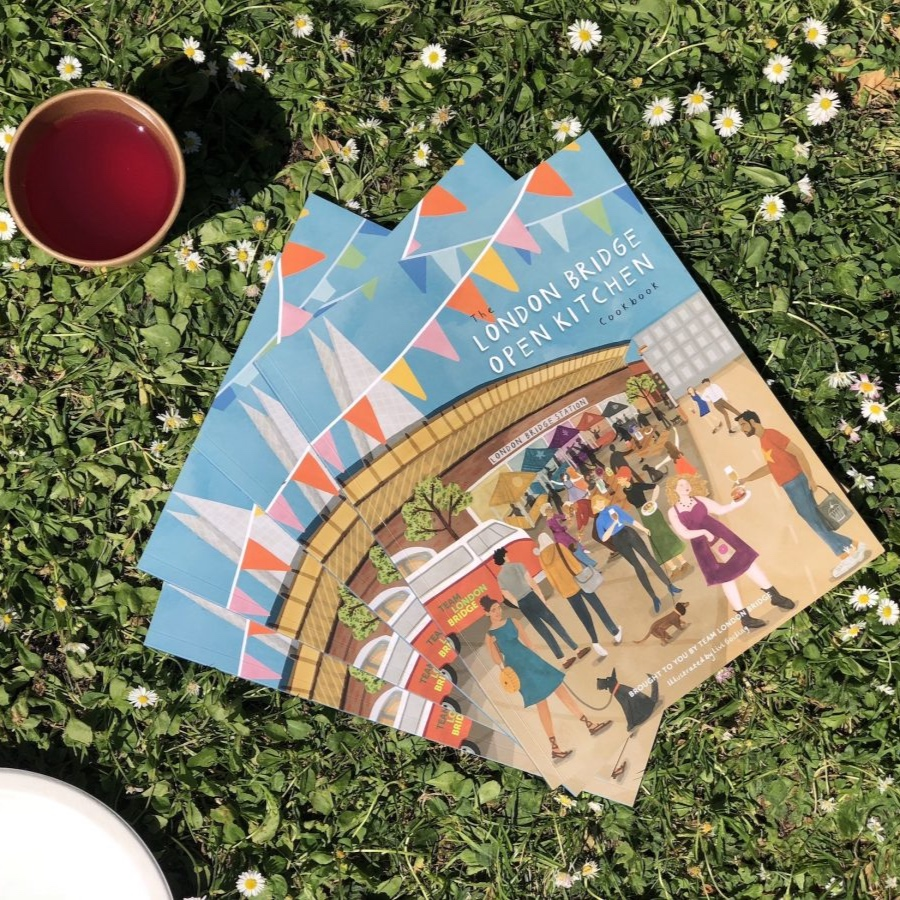 London Bridge Literature - From area guides to cookbooks, Team London Bridge produce several annual publications throughout the year to help promote the area.Find out more +
