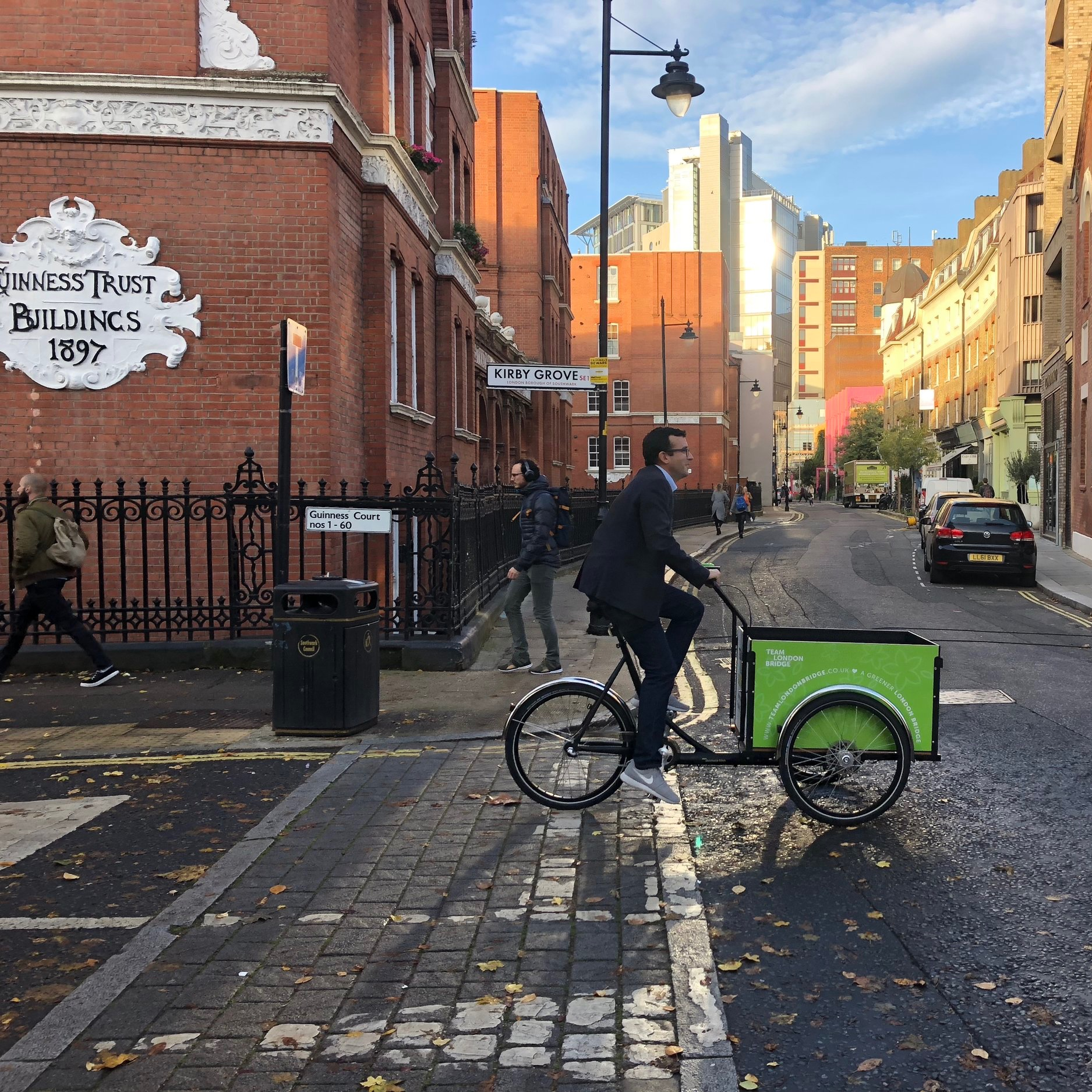 Cycle Strategy Launch - November 2018