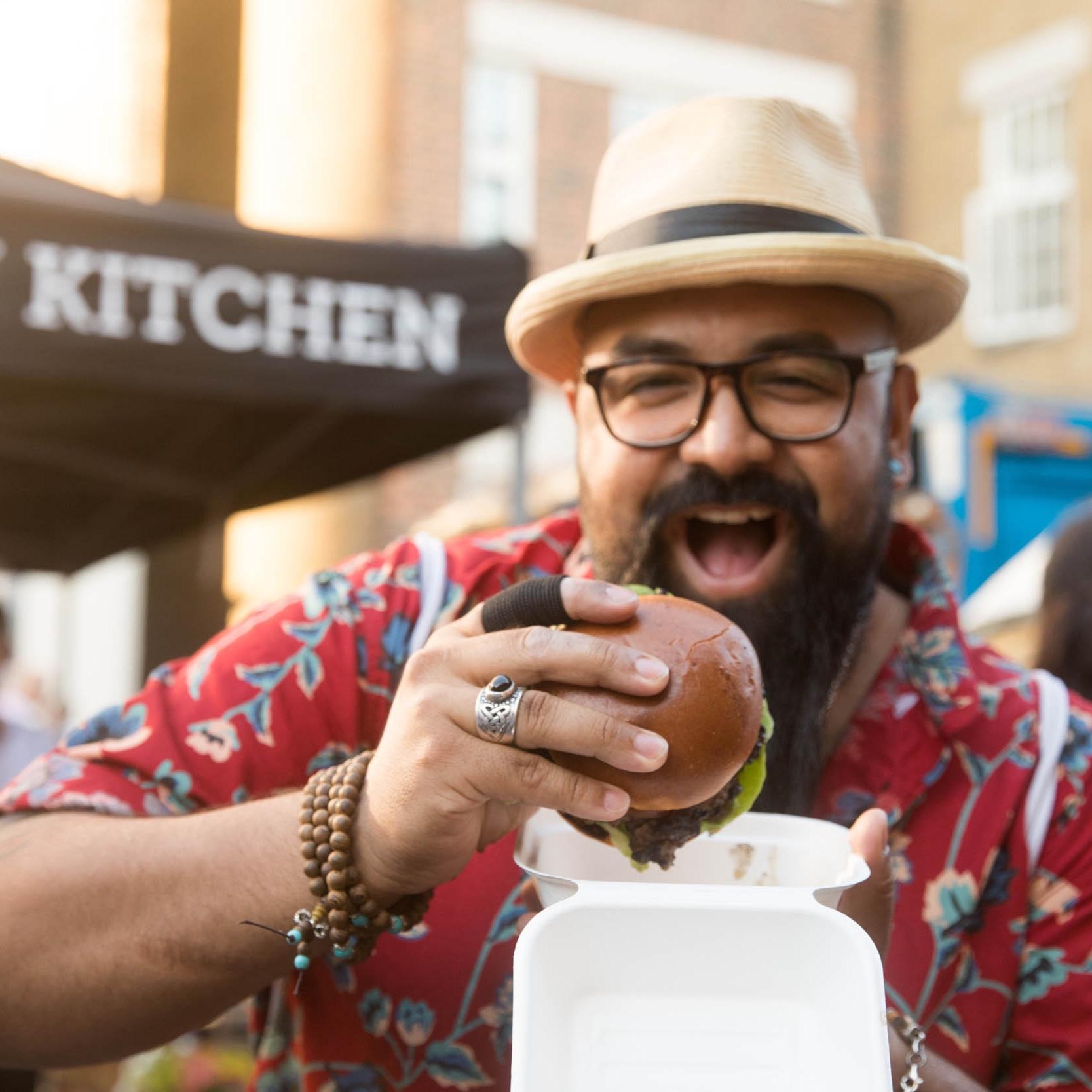 London Bridge Open Kitchen 18 - June 2018