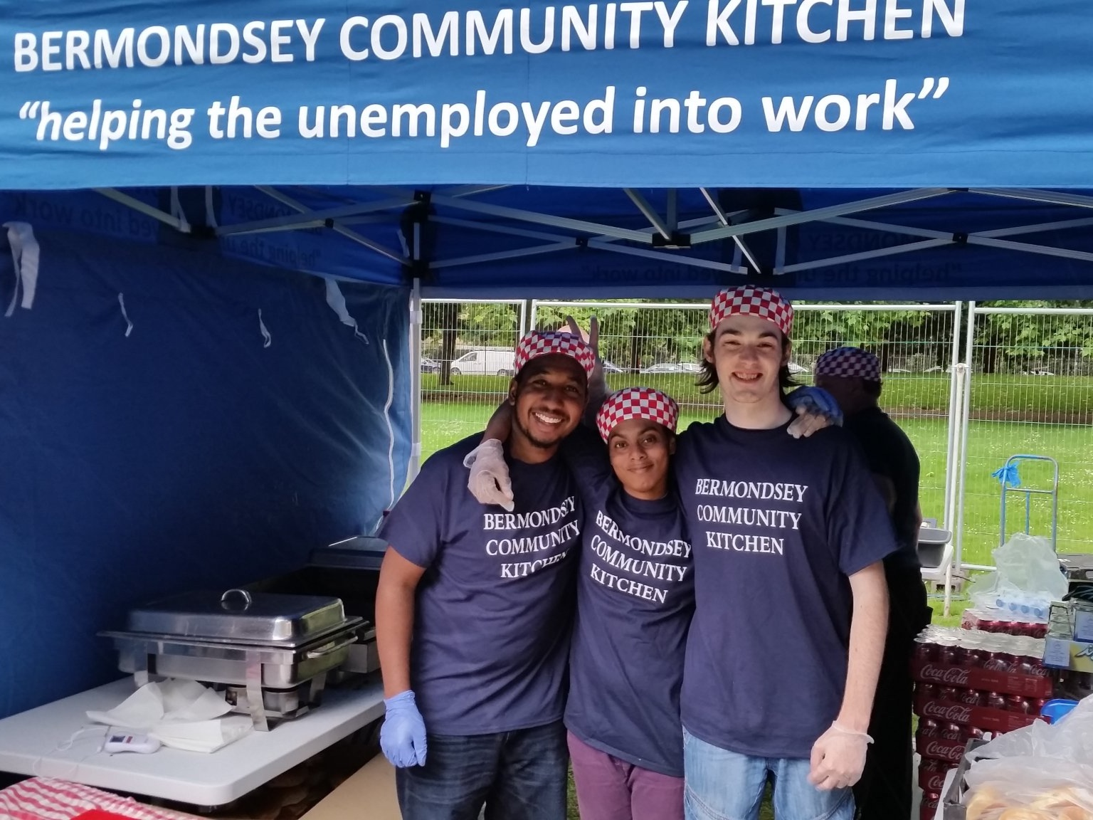 Bermondsey Community Kitchen - Bermondsey Community Kitchen organisation is a community cafe and free training facility providing a City and Guilds Level 1 Food Preparation and Cookery Qualification and Level 2 City and Guilds Professional Cookery qualification.Learn more+