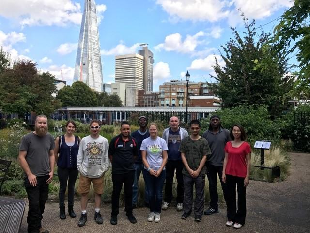 Bankside Open Space Trust 2016-19 - Bankside Open Spaces Trust was set up by a group of local people with an aim to improve the SE1 area, making it a greener, more beautiful place to live and work.View website+
