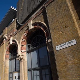 St Thomas Street -