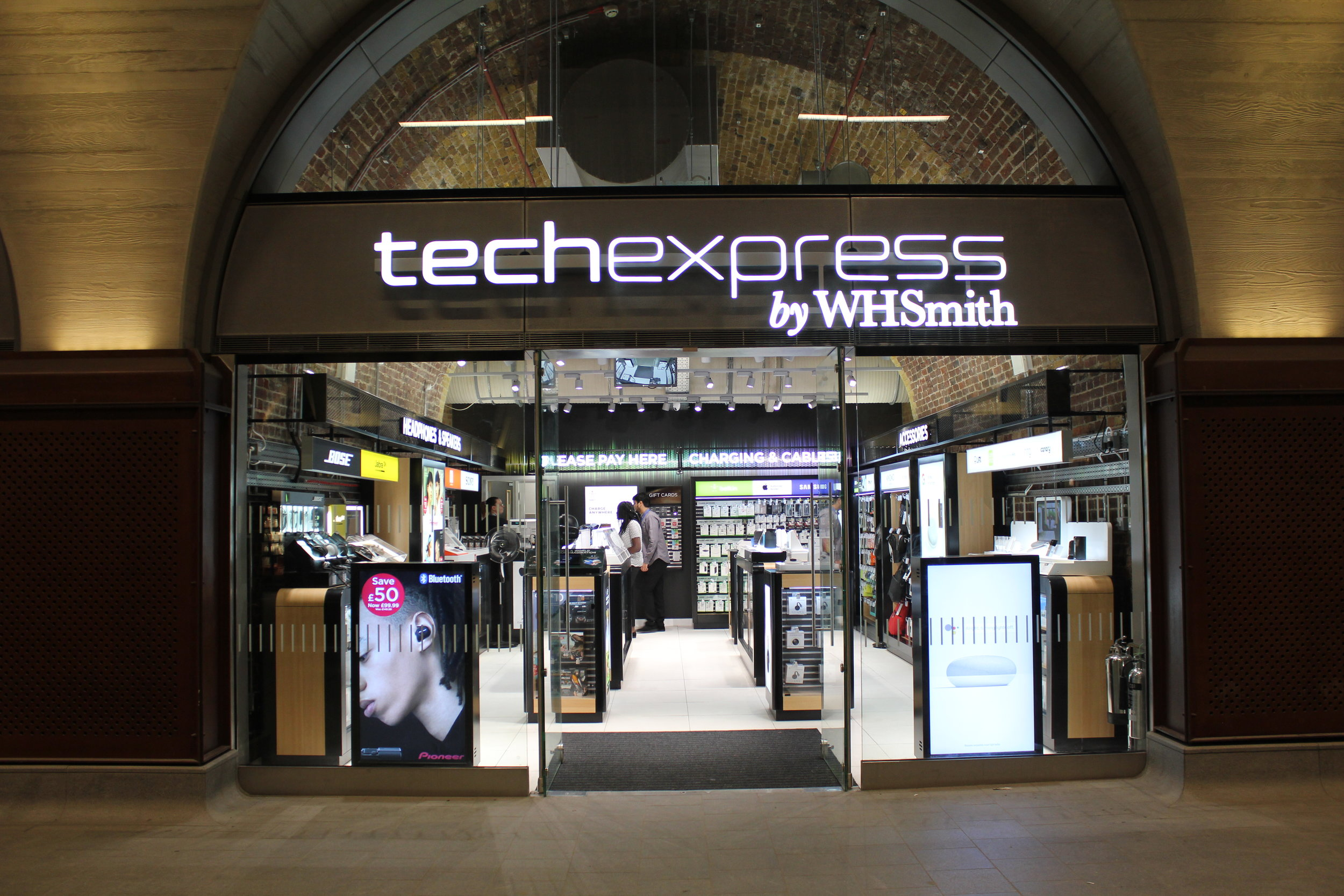 Tech Express WH Smith