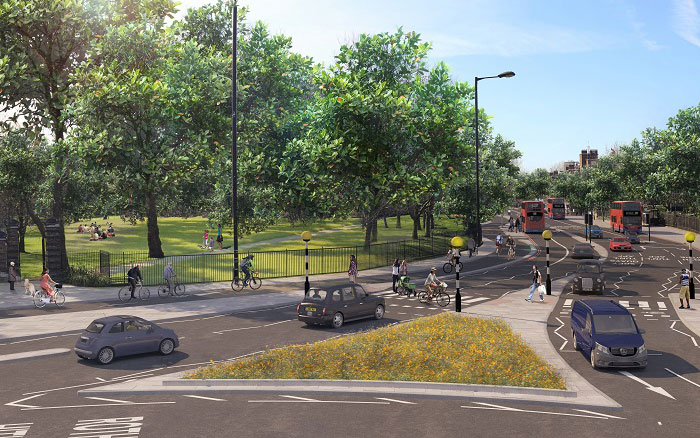 Proposed Plans for Cycleway 4