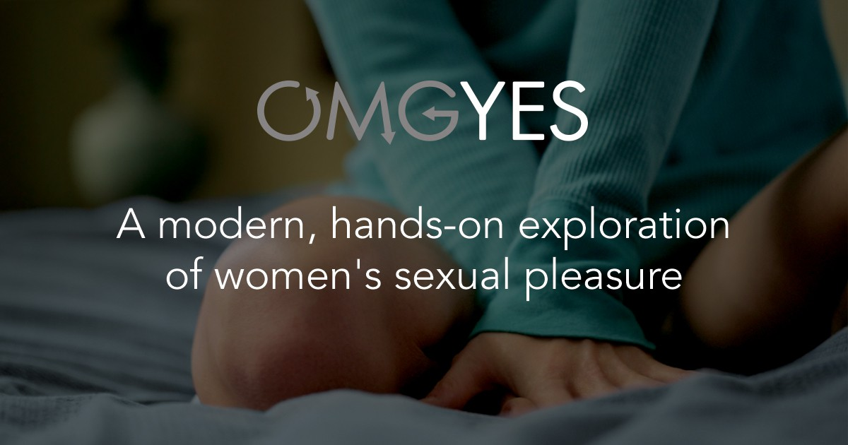 OMGYES HAS CHANGED OUR LIVES (AND OUR LISTENERS LOVE IT, TOO)!    LEARN WHY