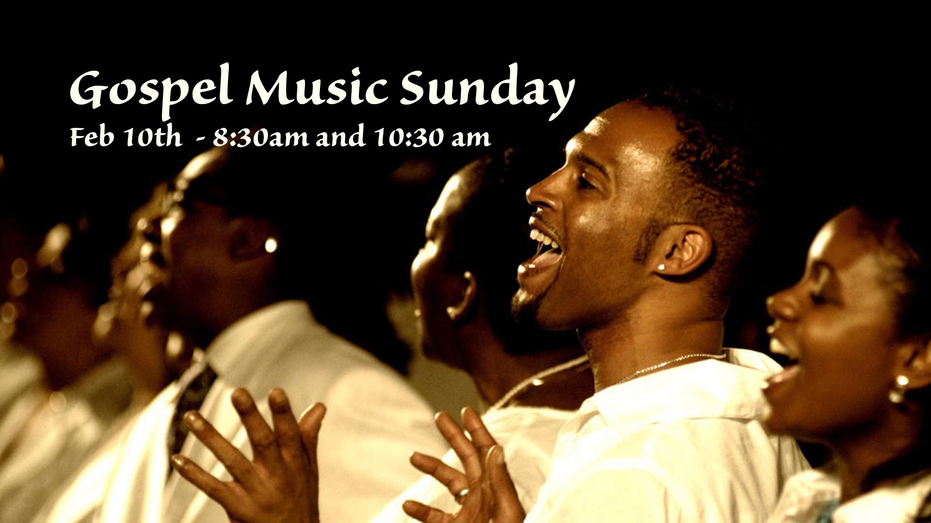 Gospel Music Sunday 2019-02-10.jpg